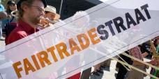 Inhuldiging van onze FairTradestraat