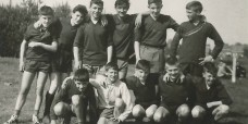 Voetbalploeg Oude Olenseweg