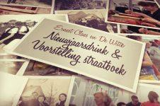 Nieuwjaarsdrink & Voorstelling straatboek